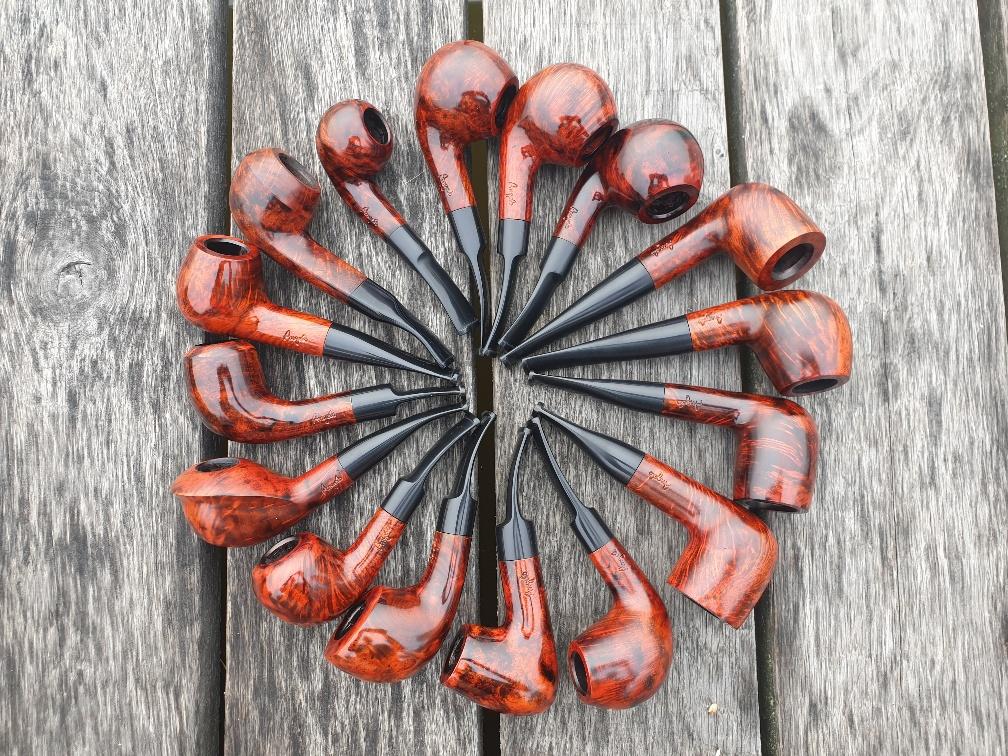 Podzimní výběrové Angelo dýmky...
