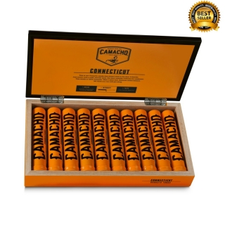 Camacho Connecticut Robusto Tubos 10´S
