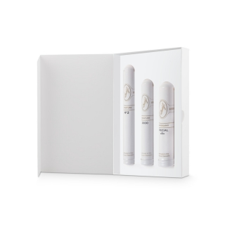 Davidoff Tubos Selection White 3´S